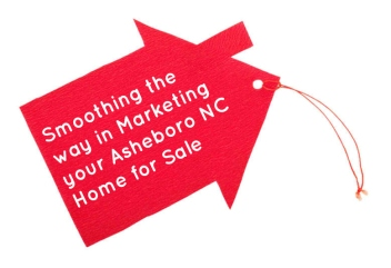 Smoothing the way in Marketing Your Asheboro NC Home For Sale | Waynette Araj | Asheboro NC Listing Agent