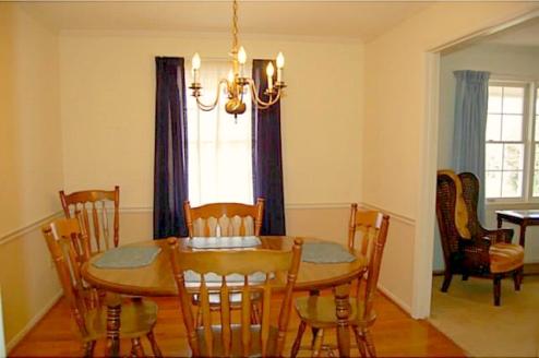 Asheboro NC Home for Sale | 902 Rockcliff Terrace | Dining Room | Waynette Araj