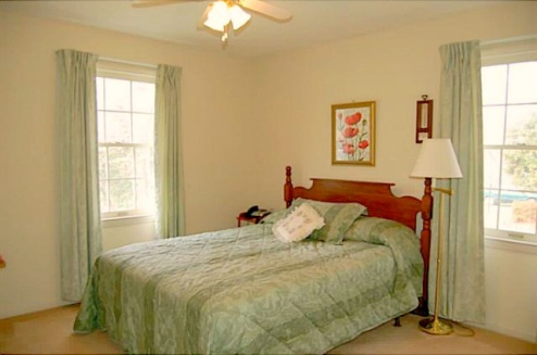 Asheboro NC Home for Sale | 902 Rockcliff Terrace | Bedroom | Waynette Araj