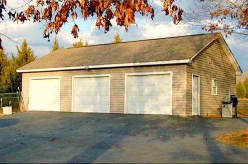 Climax NC Home for Sale   3025 Lock Highland Ct   Garage   Waynette Araj