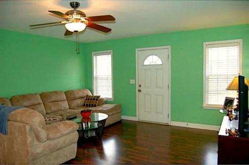 Randleman NC Home for Sale | 2557 Strawberry Lane | Living Room | Waynette Araj