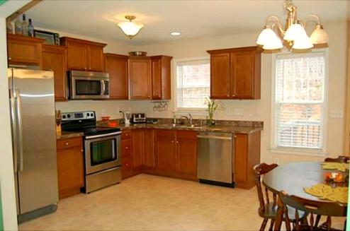 Randleman NC Home for Sale | 2557 Strawberry Lane | Kitchen | Waynette Araj