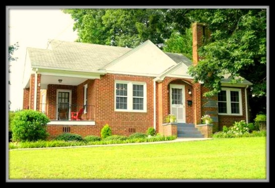 Asheboro NC Home for Sale   1247 Sunset Dr   Front View   Waynette Araj   Asheboro NC Realtor