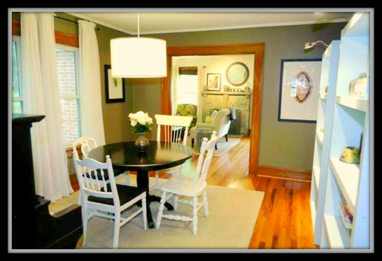 Asheboro NC Home for Sale | 1247 Sunset Dr | Dining Room | Waynette Araj | Asheboro NC Realtor