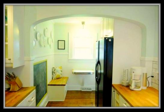 Asheboro NC Home for Sale | 1247 Sunset Dr | Breakfast Nook | Waynette Araj | Asheboro NC listing agent