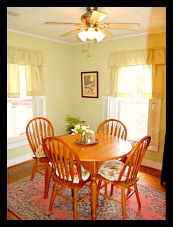 Asheboro NC Home For Sale | 245 Chaney Rd | Dining Room | Waynette Araj | Asheboro NC Realtor
