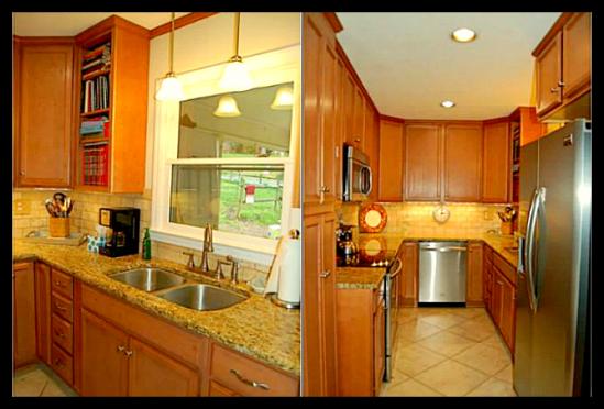 Asheboro NC Home for Sale - 704 Colony Rd - Kitchen | Waynette Araj | Asheboro NC Realtor