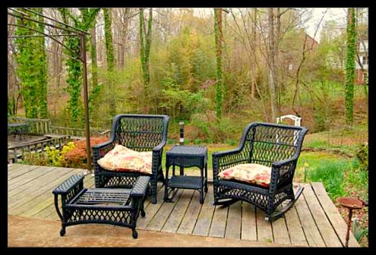 Asheboro NC Home for Sale - 704 Colony Rd - Deck | Waynette Araj | Asheboro NC Realtor