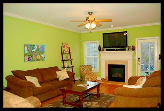 Randleman NC Home For Sale | 327 Trollinger St | Living Room | Waynette Araj | Randolph County Listing Agent