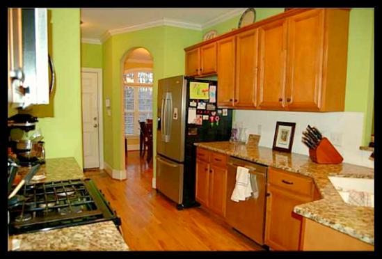 Randleman NC Home For Sale | 327 Trollinger St | Kitchen | Waynette Araj | Randolph County Listing Agent