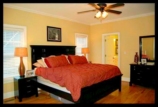 Randleman NC Home For Sale | 327 Trollinger St | Master Bedroom | Waynette Araj | Randolph County Listing Agent