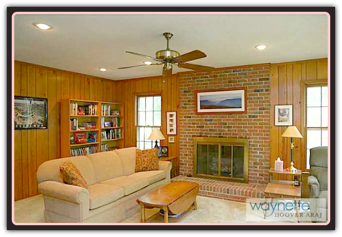 Asheboro NC Home for Sale | 401 Pinewood Rd | Den/Family/Great Room