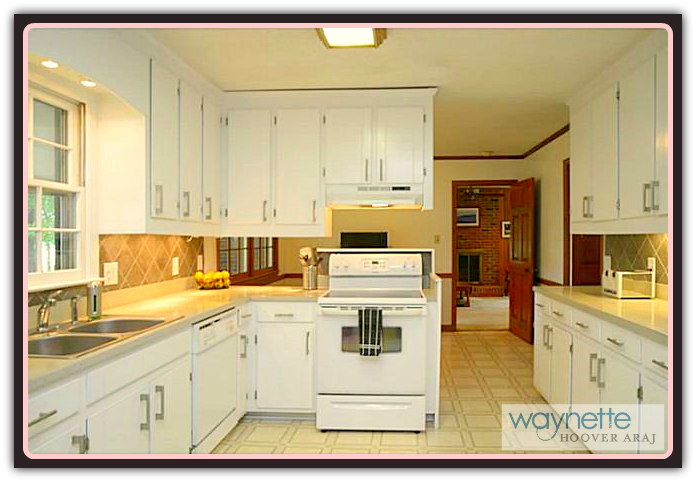 Asheboro NC Home for Sale | 401 Pinewood Rd | Kitchen