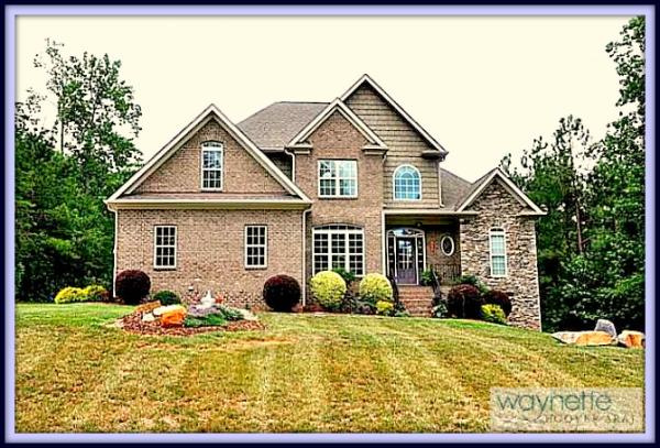 Pleasant Garden NC Home for Sale | 509 Deer Valley Ct | Exterior Front
