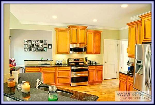 Pleasant Garden NC Home for Sale | 509 Deer Valley Ct | Kitchen