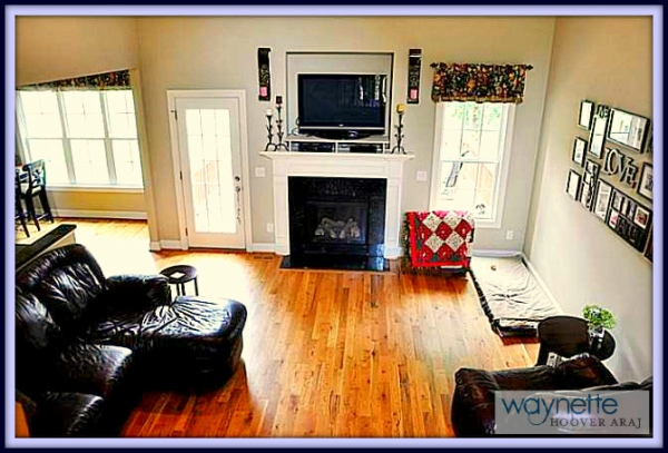 Pleasant Garden NC Home for Sale | 509 Deer Valley Ct | Living Room