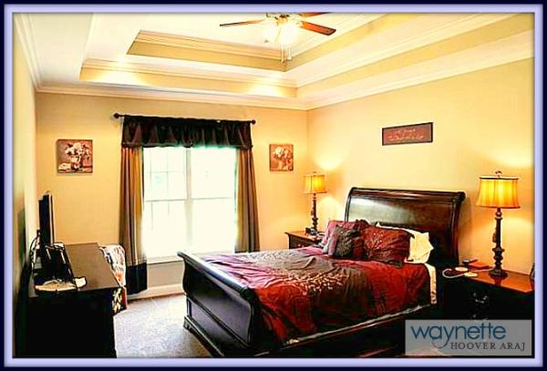Pleasant Garden NC Home for Sale | 509 Deer Valley Ct | Master Bedroom