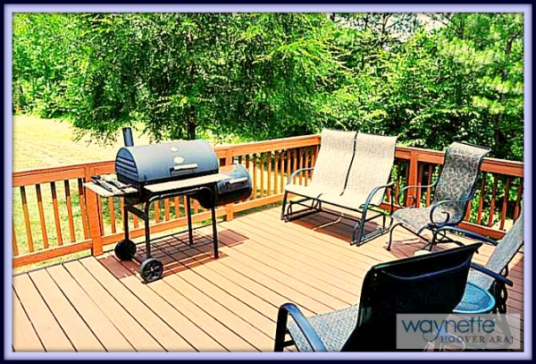 Pleasant Garden NC Home for Sale | 509 Deer Valley Ct | Patio / Deck