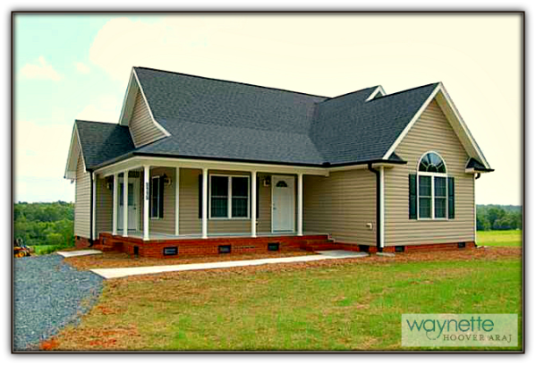 Asheboro Home for Sale - 5115 NC HWY 134 - A beautiful home in Southwestern Randolph School district sitting on a 1.5 acre of land.
