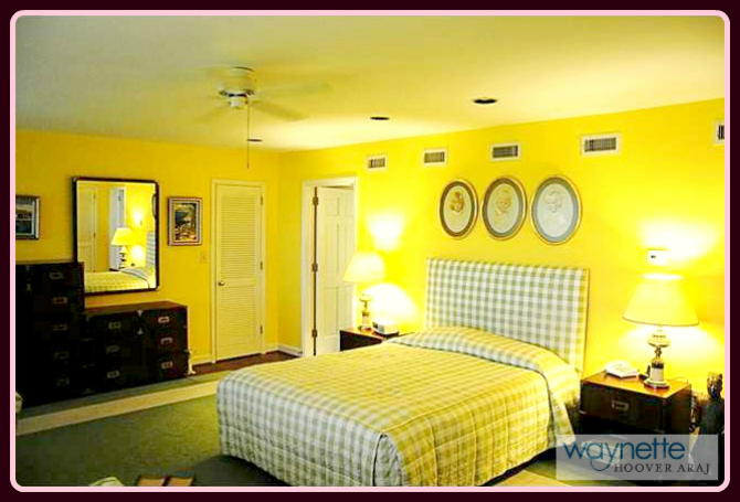 1167 Westover Terrace | Asheboro home for sale | The spacious 2nd floor master bedroom