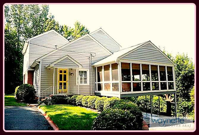 Asheboro NC Home with many beautiful views | 1167 Westover Terrace Asheboro