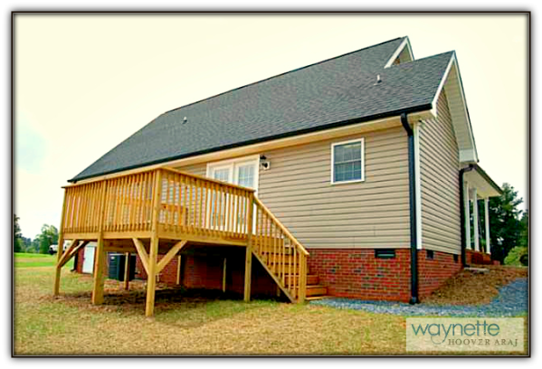 5115 NC HWY 134 - Home for sale in Asheboro NC with wrap around porch.