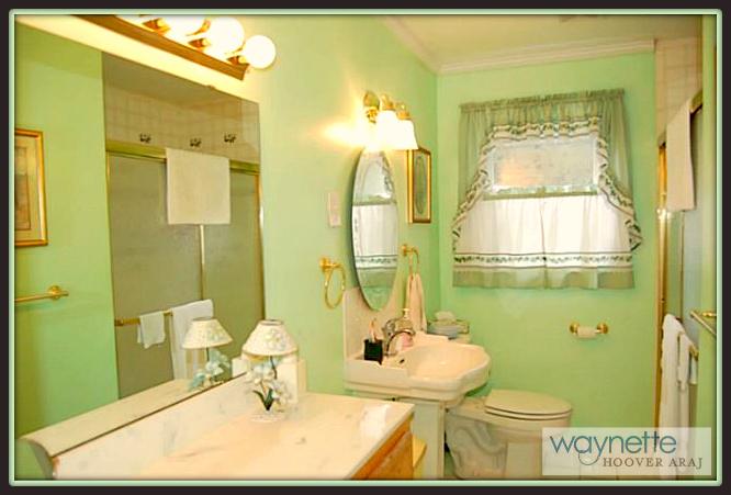Ramseur NC Home for Sale   377 Curtis St., Ramseur   Bright bathroom