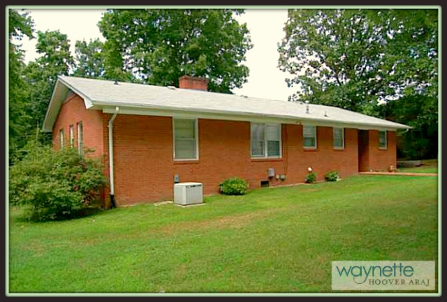 Ramseur NC Home for Sale | 377 Curtis St., Ramseur | Located in a peaceful and quiet neighborhood