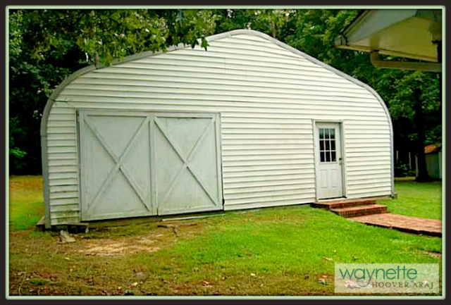 Ramseur NC Home for Sale | 377 Curtis St., Ramseur | Air conditioned workshop