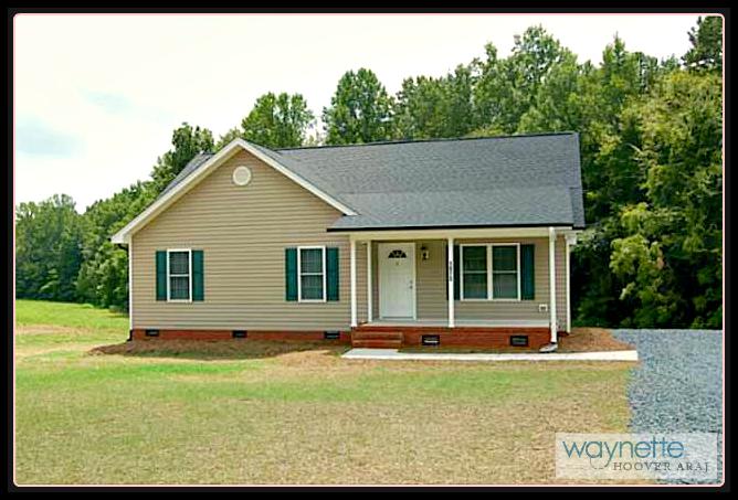 Randolph County NC Home for Sale   1973 Burney Rd Asheboro NC 27205 & Waynette Hoover Araj