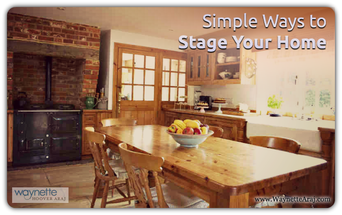 5 Cheap Ways to Stage Your Randolph County NC Home for Sale | Waynette Araj