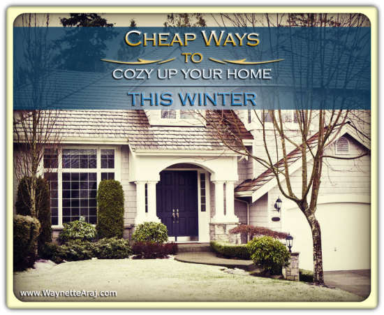9 Cheap Ways to Cozy Up Your Randolph County NC Home for Sale in Winter | Waynette Araj