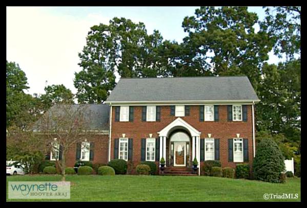 Randleman NC Home for Sale   2968 Kamerin St   Custom built home in Randolph County NC